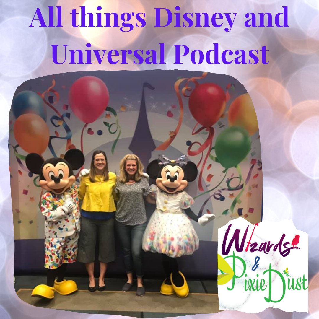 Wizards and Pixie Dust Podcast
